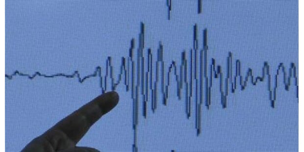 Schweres Erdbeben vor der Küste Mexikos