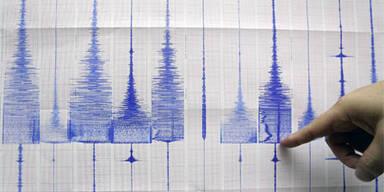 Schweres Erdbeben erschüttert Bali