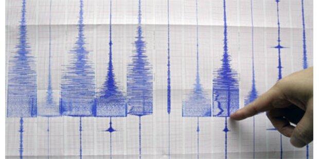Schweres Erdbeben in Georgien