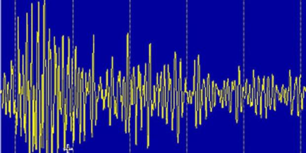 Leichtes Erdbeben im Waldviertel