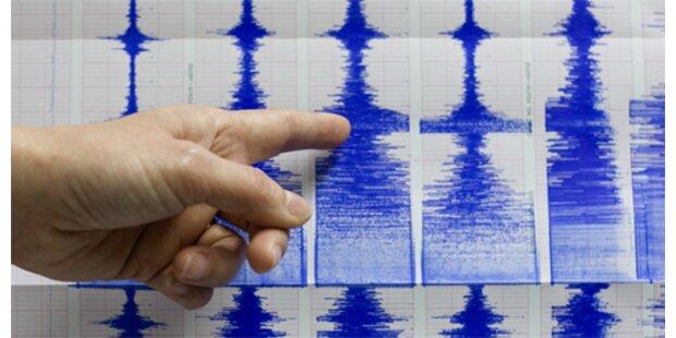 33 Erdbeben heuer in Österreich