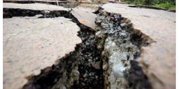 Weiteres Erdbeben vor Sumatra