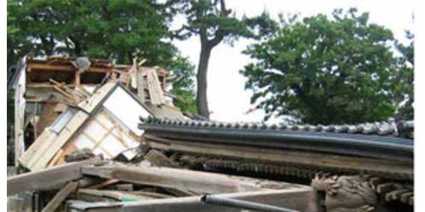 Erdbeben erschütterte japanische Insel Okinawa
