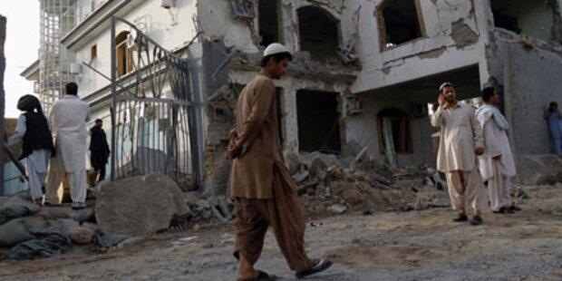 Erdbeben tötet mindestens 7 Menschen