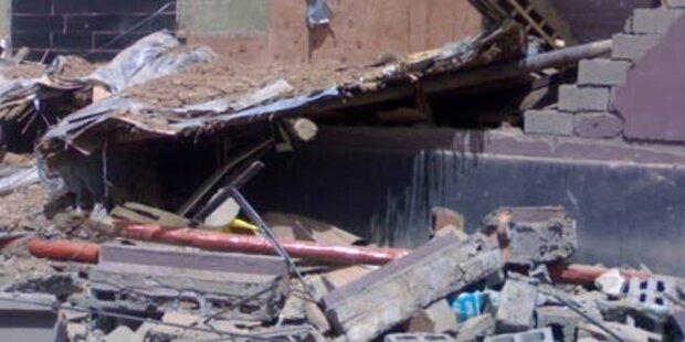 Erdbeben bedrohen China