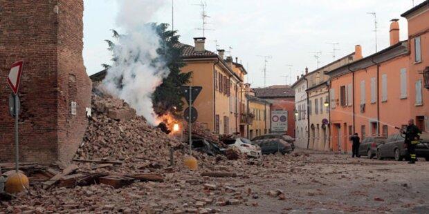 Erdbeben-Gefahr auch bei uns