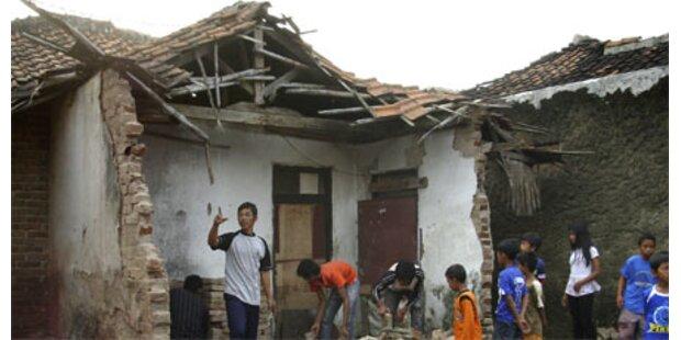 Erdbeben in Indonesien - über 40 Tote