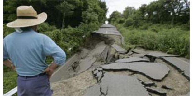 Zahl der Opfer nach Erdbeben in Japan gestiegen