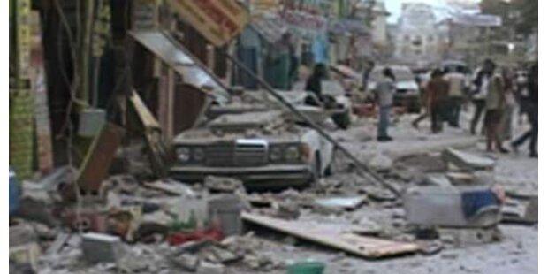 Schwere Erdbeben der letzten Jahre