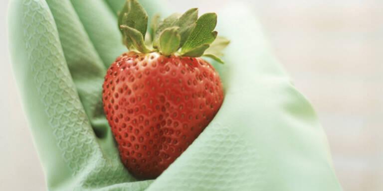 Obst und Gemüse von Pestiziden belastet