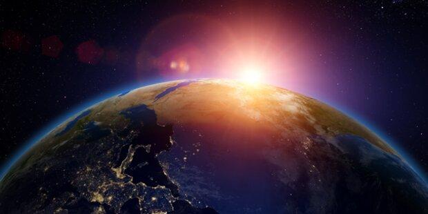 Forscher enträtseln mysteriöses Taumeln der Erde
