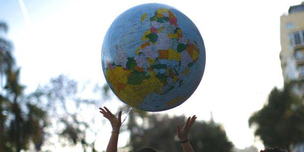 WWF:  Unsere Erde hält nur noch bis 2030