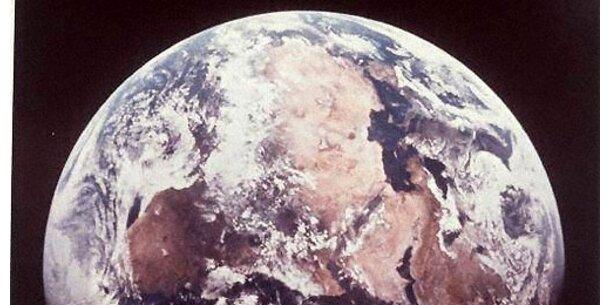 Erde auf dem Weg zur Katastrophe