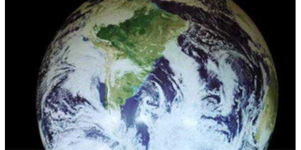 """Wir schlittern in """"ökologische Kreditkrise"""""""