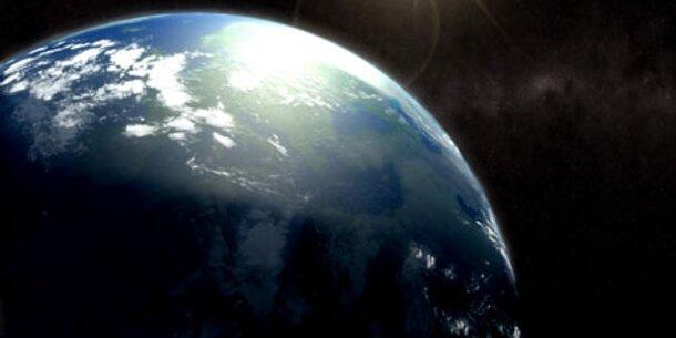 Der Mensch macht die Erde immer kränker