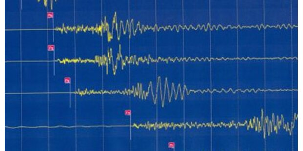 Erdbeben in der Steiermark