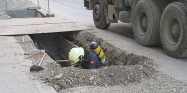 Baustellen-Alarm in der Murstadt