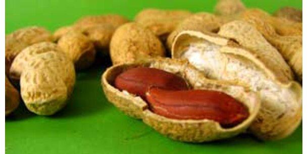 Erdnuss-Allergien treten immer früher auf