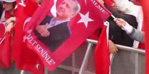 Kurden kündigen weitere Demos an