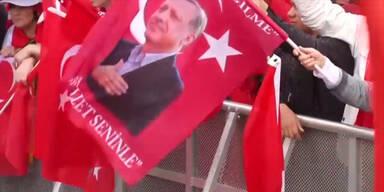 AKP: Keine Wahlkampfauftritte in Deutschland