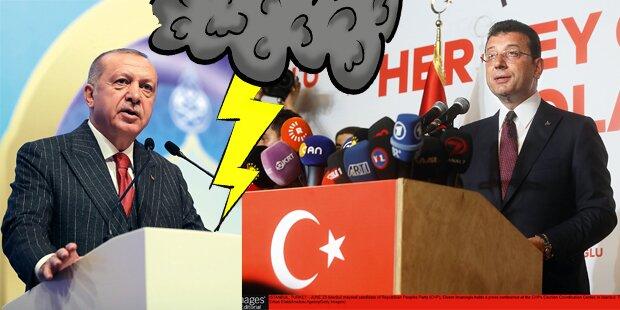 Instanbul-Blamage: Anfang vom Ende Erdogans