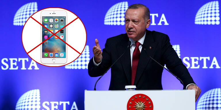 US-Wirtschaftskrieg gegen Türkei belegt