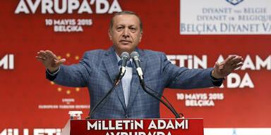 Erdogan: Auslandstürken sind Teil der Macht