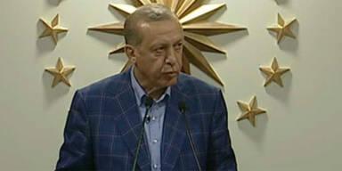 """Erdogan: """"Mursi wurde ermordet!"""""""