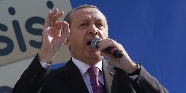 Erdogan: Verhüten ist Verrat an der Heimat
