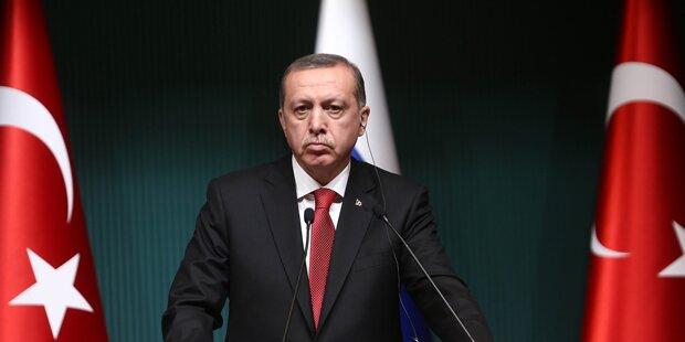 Türkei: 34 Polizisten festgenommen
