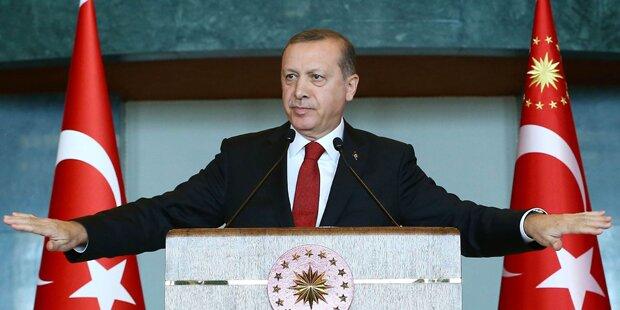 Erdoğan droht mit Eingreifen in Syrien
