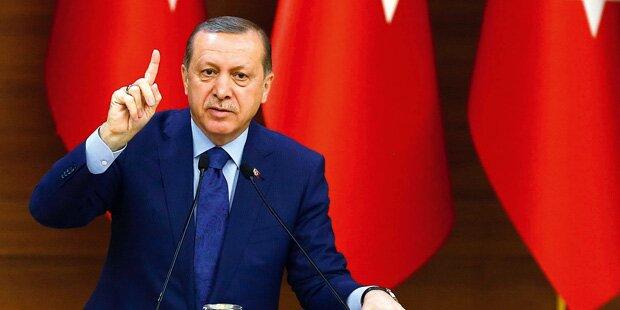 Am 16.April ist Erdogan