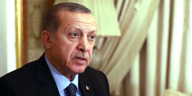 Kein Tee für Erdogan: Wirt festgenommen