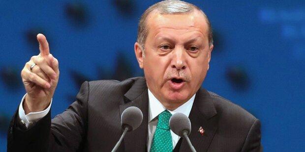 Erdogan findet Isolierung Katars