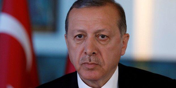 Erdogan droht mit Einmarsch in den Irak