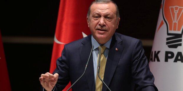 Erdogan kündigt Militärschlag an