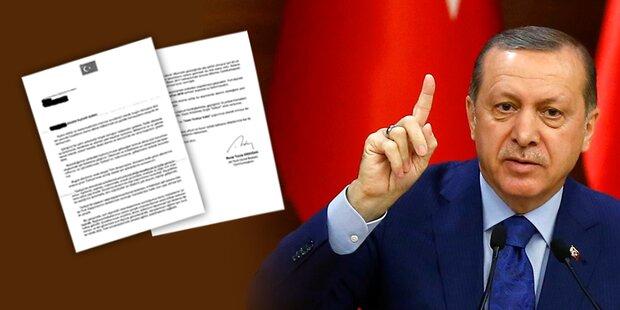 Minister hält Erdogan-Wahl-Briefe für Fake