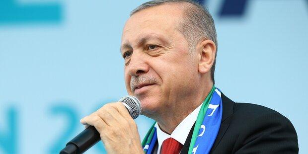 Über 70 Prozent der Austro-Türken wählten Erdogan