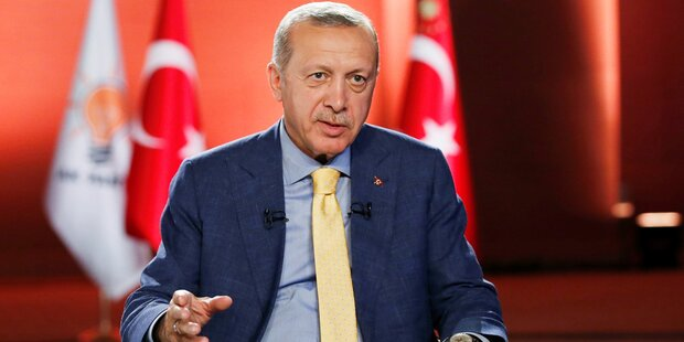 Jetzt spricht Erdogan zu den Anschlägen