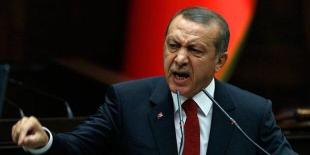 Erdogan droht Europa