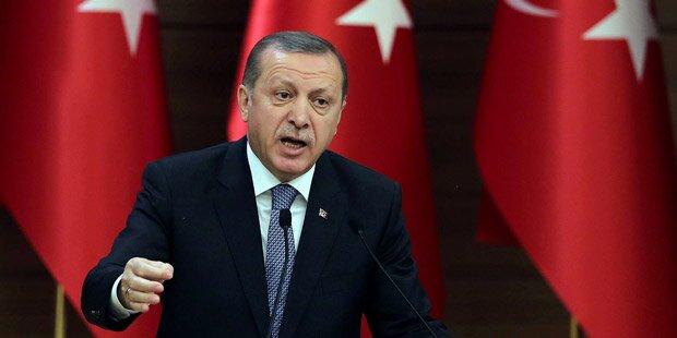 Erdogan: EU unterstützt Terrorismus