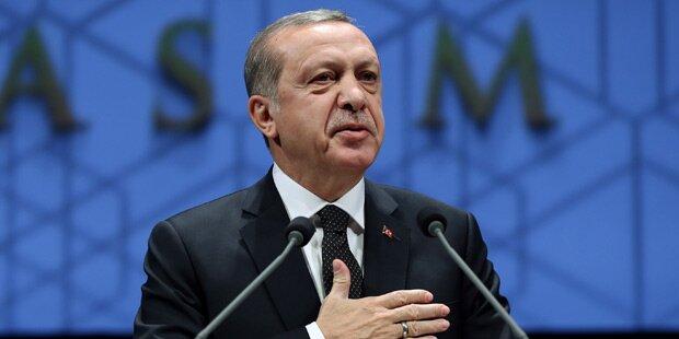 Geheimpapier entlarvt große Erdogan-Lüge