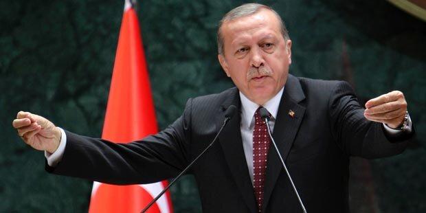 Erdogan erhebt Vorwürfe gegen den Westen