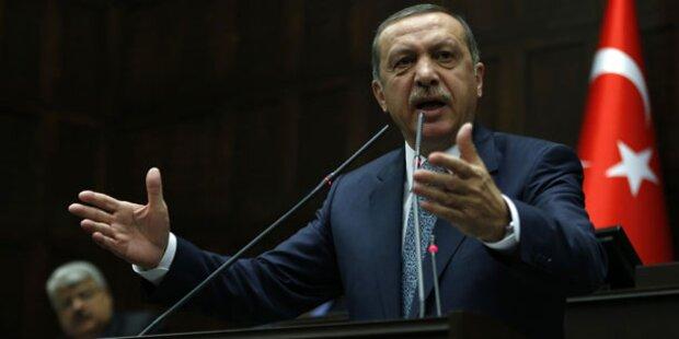 Erdogan ruft den Cyberkrieg aus
