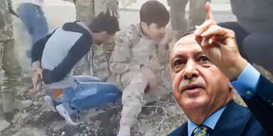 Wie Erdogans Komplizen weiter In Syrien wüten