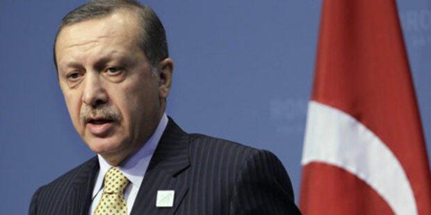 Türkei sperrt Luftraum für Israel