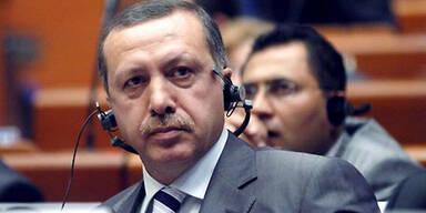 Der türkische Ministerpräsident Recep Tayyip Erdogan zeigt sich unbeeindruckt.