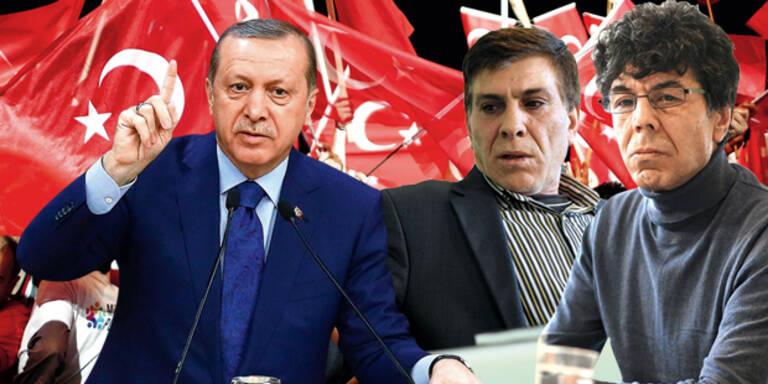 """So landeten wir in Erdogans Kerker"""