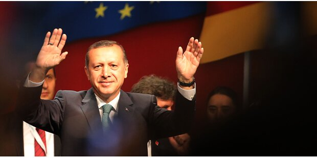 Erdogan-Auftritt: Zwei Gegendemos angemeldet