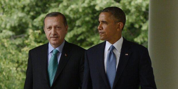 Obama und Erdogan verlangen Assads Rücktritt